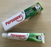 Pepsodent Xylitol  (お客様リクエスト商品)